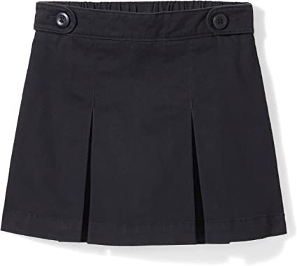 Amazon.com: Amazon Essentials Girls' Kids Uniform Scooter Skorts: Clothing