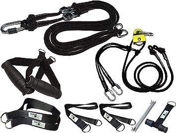 BodyCROSS Kit Suspension Trainer | Entrenador de suspensión ...