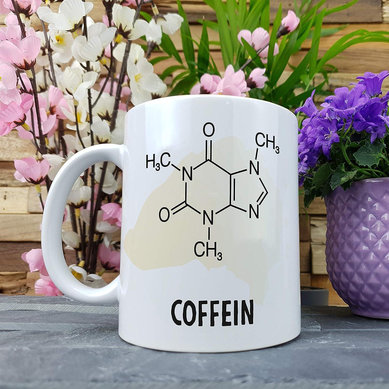 Kaffee-Tasse Coffein