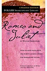 Romeo and Juliet (Folger Shakespeare Library) Mass Market Paperback