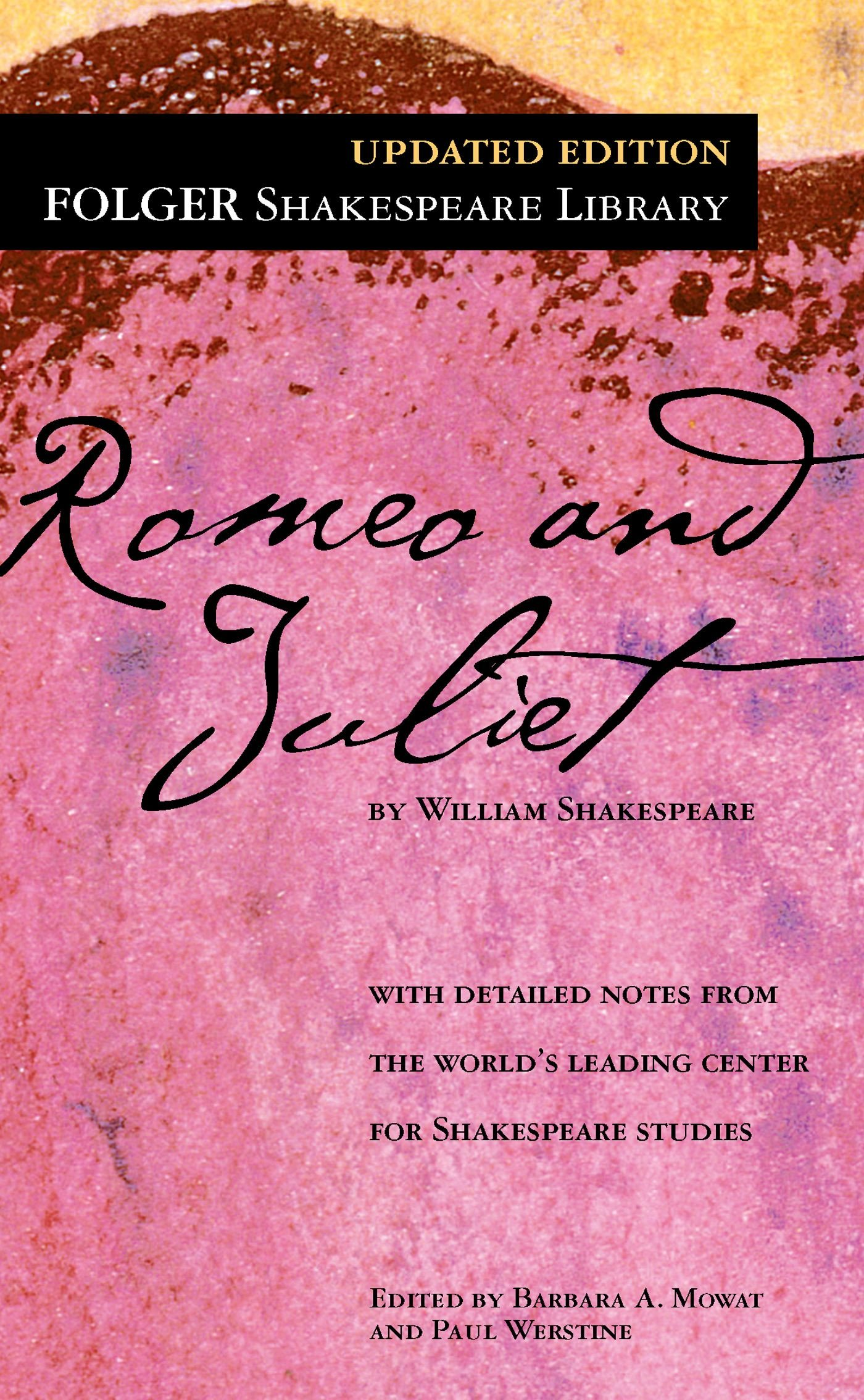 Amazon.com: Romeo and Juliet (Folger Shakespeare Library ...