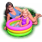 buy intex inflatable baby pool bath water tub for kids online at low prices in india. Black Bedroom Furniture Sets. Home Design Ideas