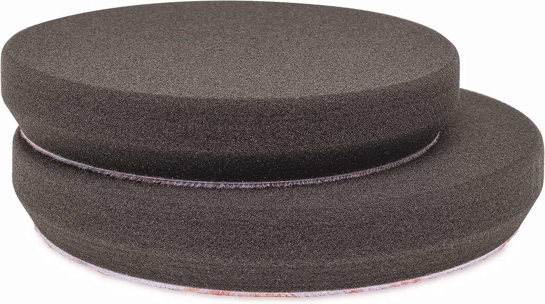 "Griot's Garage 10518 5.5"" Black Foam Finishing Pads (Set of 2): Automotive"