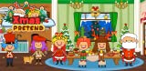 My Pretend Christmas - Friends and Family Xmas Dinner Party Playhouse