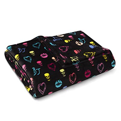 Betsey Johnson Betsey Signature Throw, 50x70: Home & Kitchen