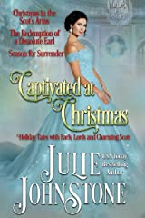 Captivated at Christmas: Holiday Tales with Earls, Lords and Charming Scots Kindle Edition