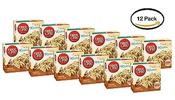 Pack de 12 – fibra One 90 calorías bar canela café pastel 0 ...