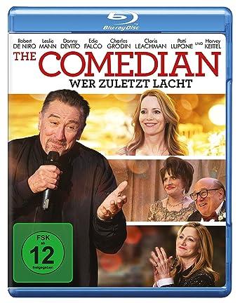 The Comedian Wer Zuletzt Lacht Blu Ray Amazonde Robert De