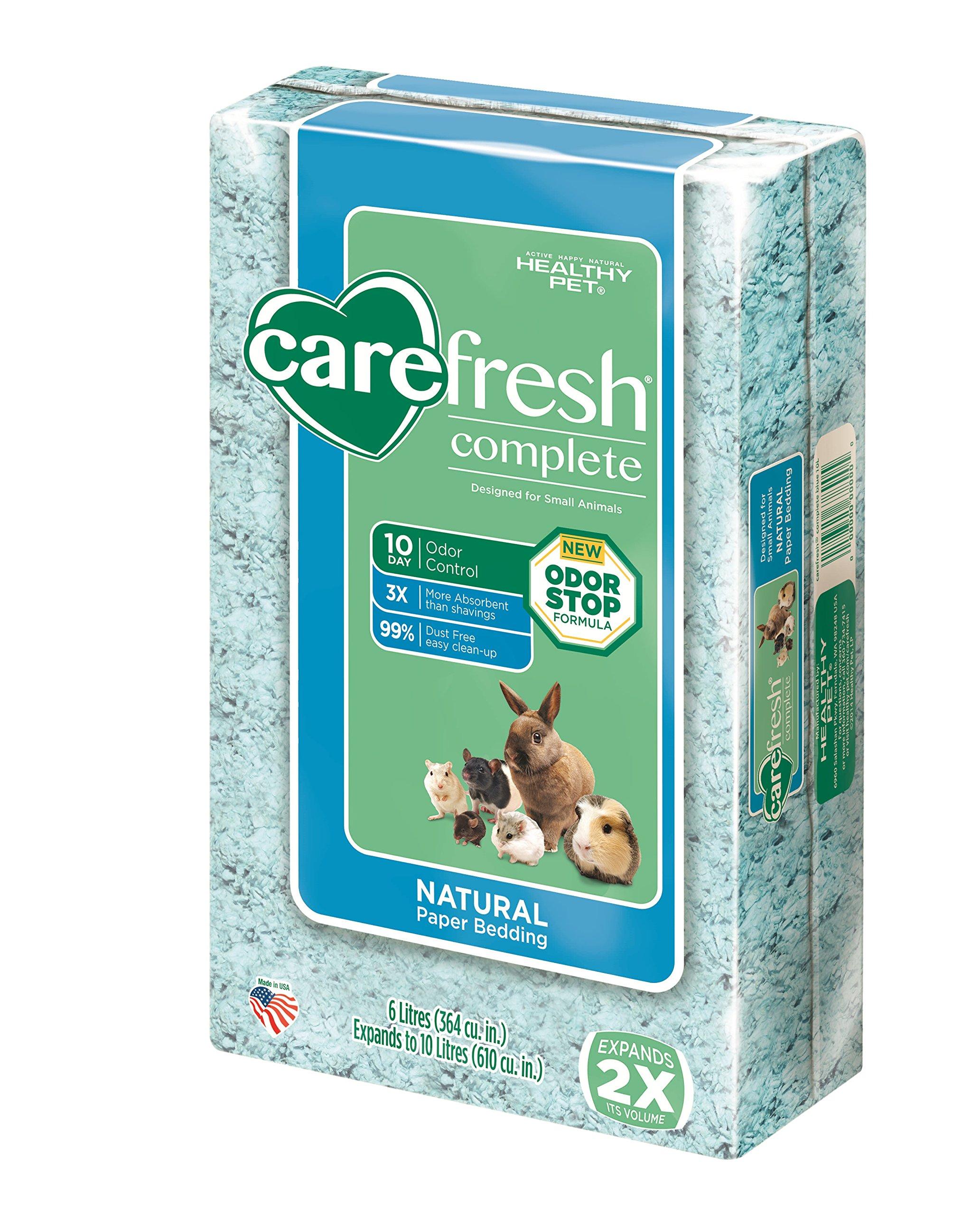 Absorption Corp Carefresh Pet Bedding, Blue, 10-Liter
