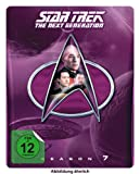 Star Trek: The Next Generation - Season 7 (Steelbook, exklusiv bei Amazon.de) [Blu-ray] [Limited Collector's Edition] [Limited Edition]