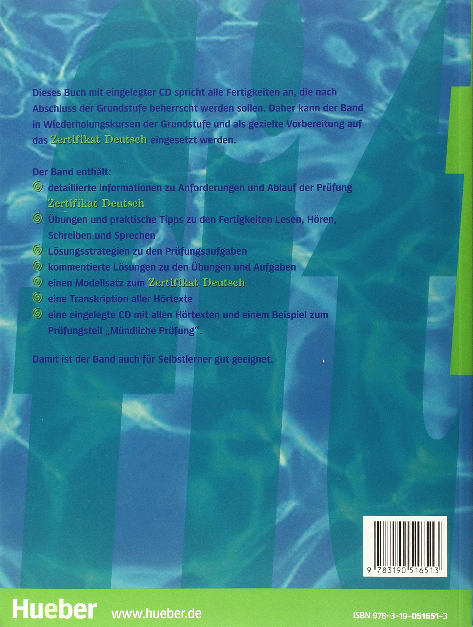 Buy Fit Furs Zertifikat Deutsch Tipps Und Ubungen Audio Cd Book