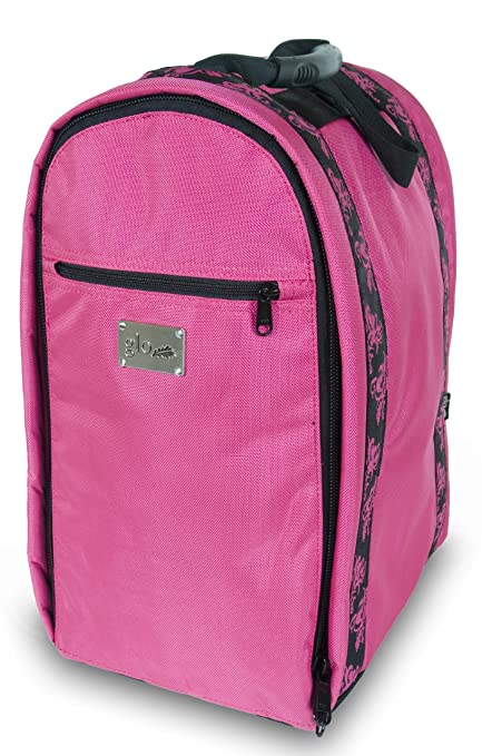 f67336b5c2 Buy Glo Bag  Ladies Gym Locker Organizer Bag in Hot Pink Online at Low  Prices in India - Amazon.in