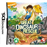 Go, Diego, Go!: Great Dinosaur Rescue - Nintendo DS Standard Edition
