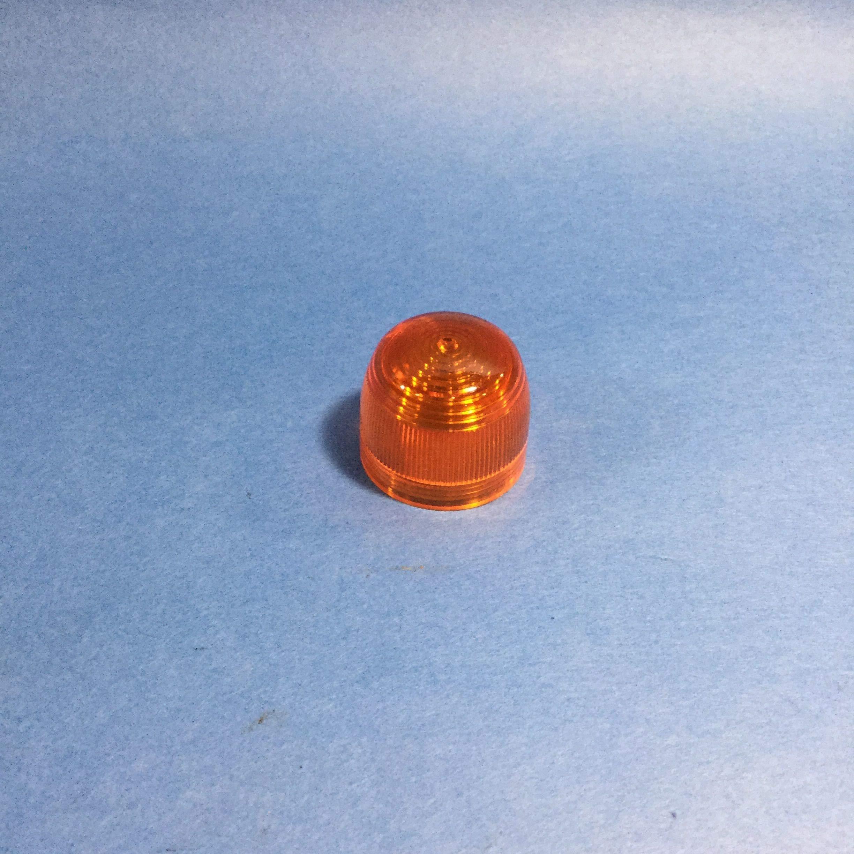 Idec APW2LU-A TW Series Lens Pilot Light Dome, Amber