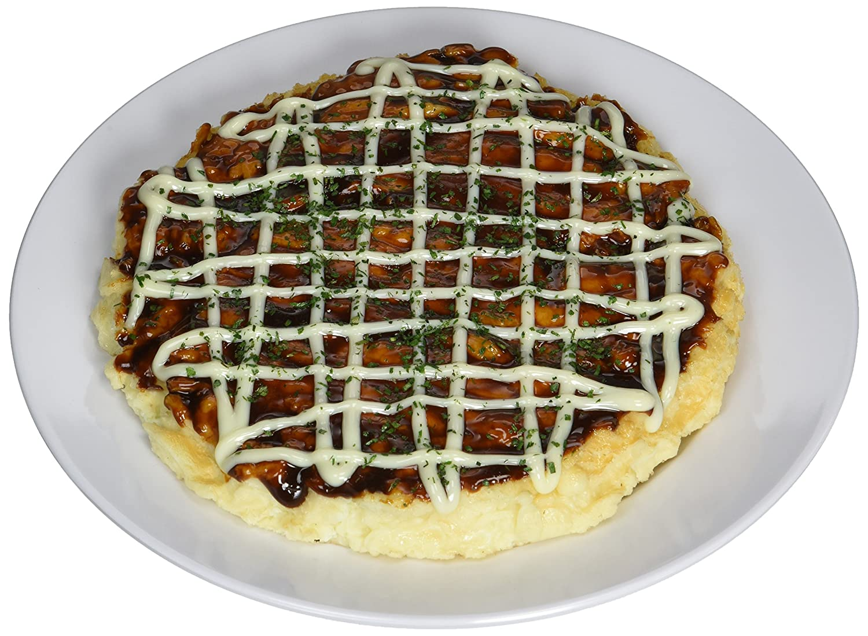 日本職人が作る 食品サンプル お好み焼き IP-156 B00F27E8WW