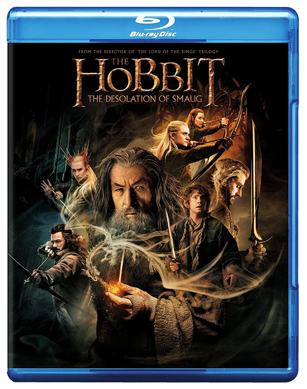 Hobbit 2 The Desolation Of Smaug Blu Ray Amazonde Dvd Blu Ray