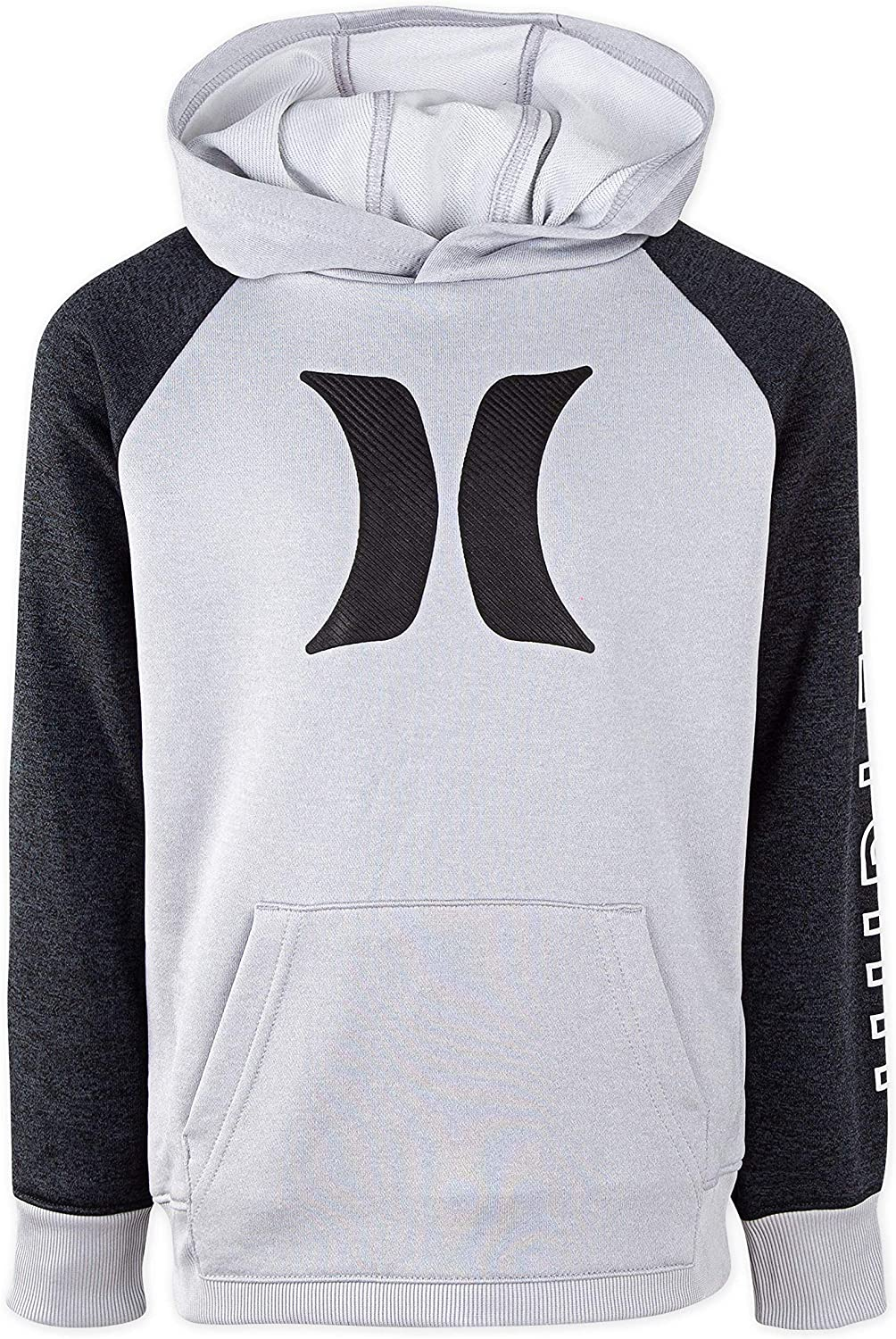 Hurley Boys' Little Solar Pullover Hoodie