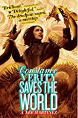 Constance Verity Saves the World Kindle Edition