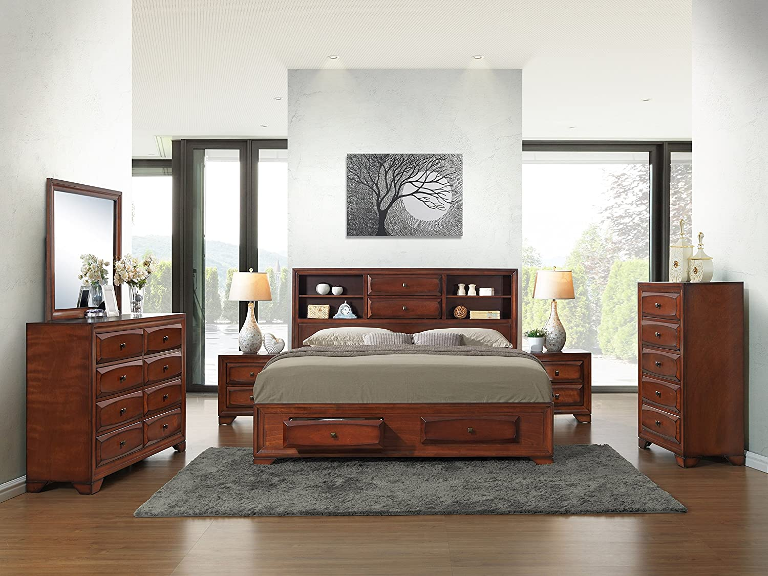 Antique Wood Bedroom Furniture Antique Furniture