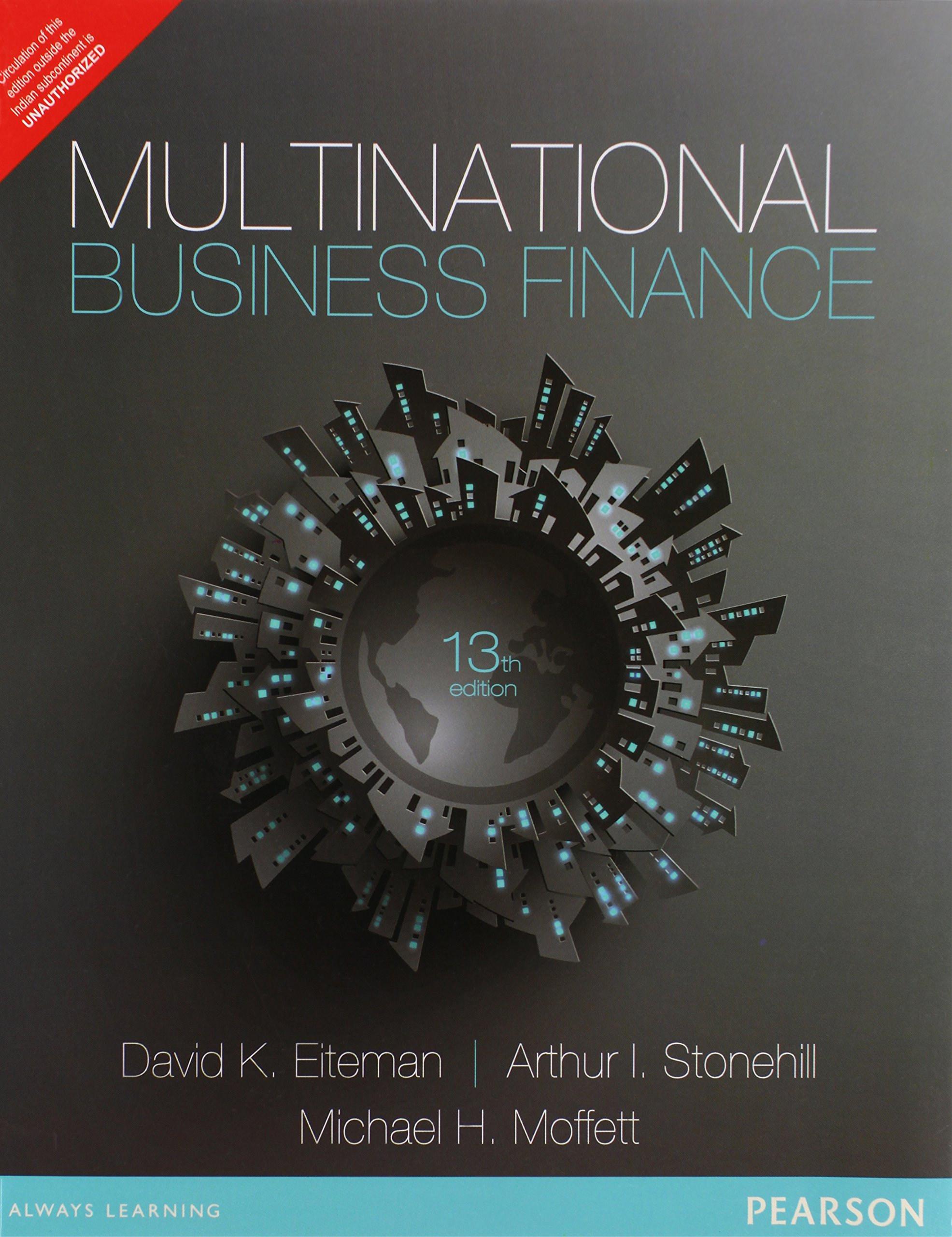 Multinational Business Finance, 13e  (Old Edition)