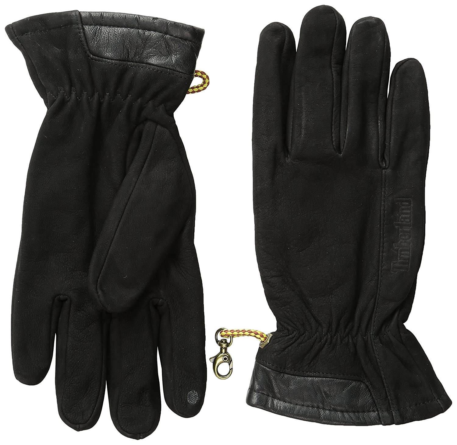 Leather driving gloves vancouver - Timberland Men S Nubuck Leather Boot Glove At Amazon Men S Clothing Store Cold Weather Gloves