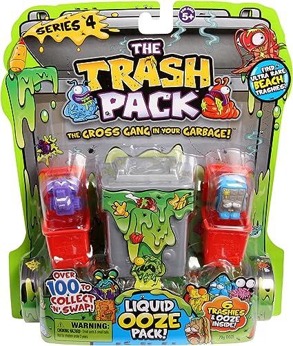 Trash Pack Series #4 Liquid Ooze Pack by Trash Pack: Amazon.es ...