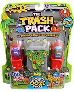Amazoncom Trash Pack Series 5 Figure 12Pack Toys  Games