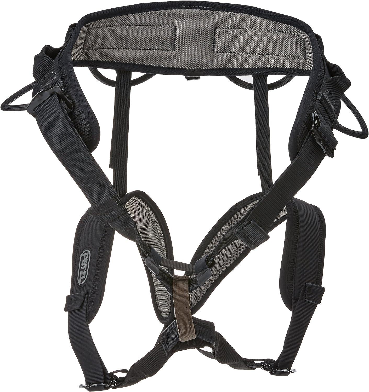 Arnés de asiento falcon mountain T-1 PETZL: Amazon.es: Deportes y ...