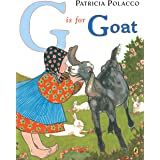 G is for Goat