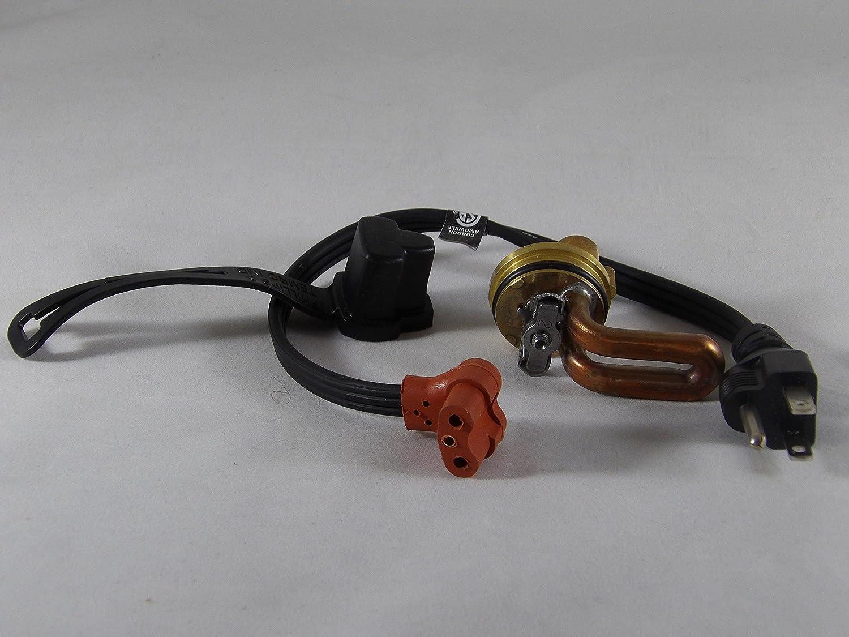 Engine Heater Kit Fits PERKINS 4-248-2 (LG 4 cyl.) HFM