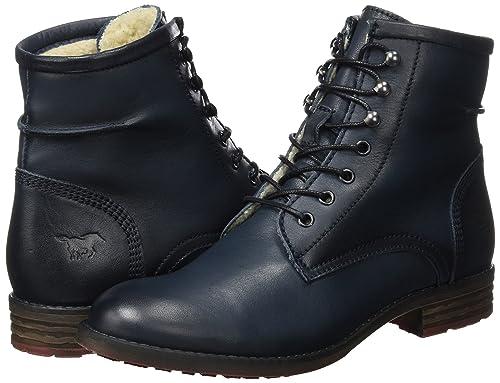 Womens 2853-604-820 Boots, Blau (820 Blau) Mustang