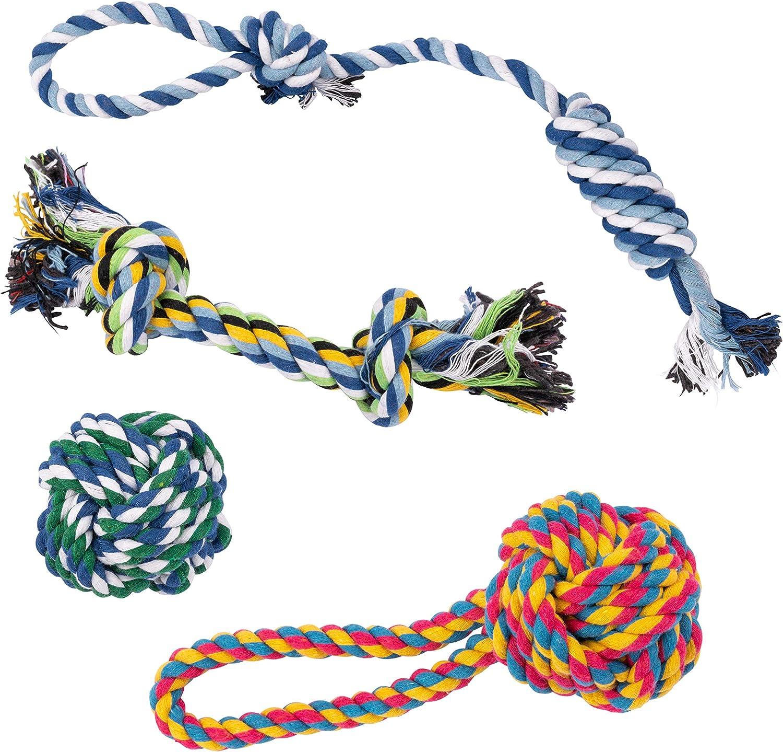 Vacker Puppy Rope Toy Set