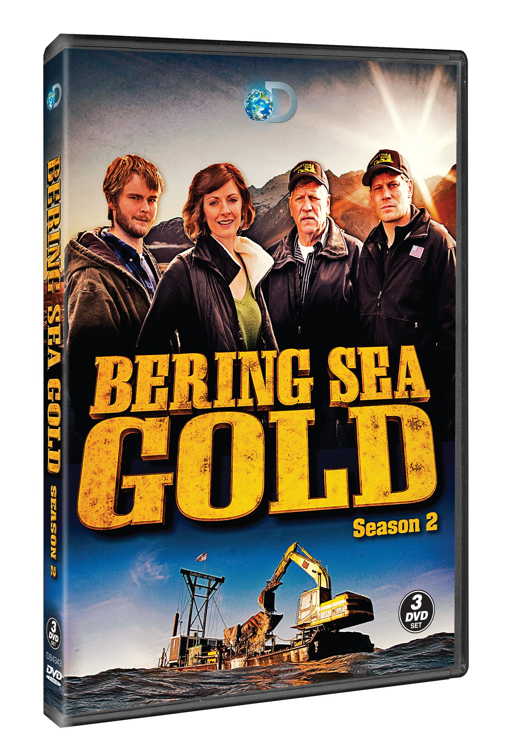 Bering Sea Gold: Season 2 by Discovery Channel