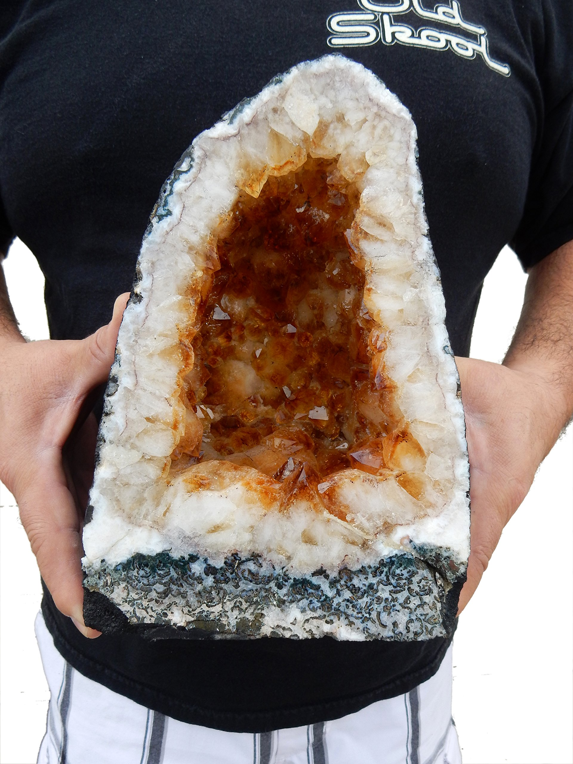 Citrine Cathedral (15 lbs)