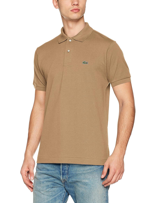 Lacoste ラコステMen's L-1212,半袖 鹿の子 ポロシャツ(並行輸入品) B078C69B5F 7 / XXL|Beige (Kraft) Beige (Kraft) 7 / XXL