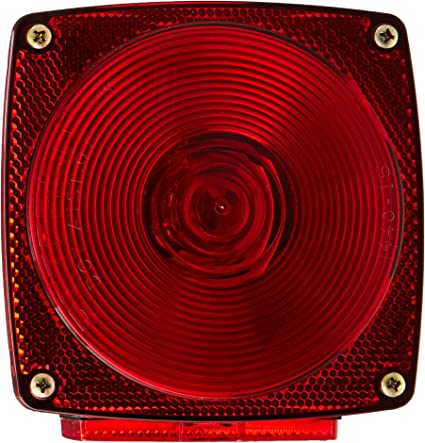 Peterson 3000.0732 Manufacturing E440-15 440 Under 80 Taillight Replacement Lens