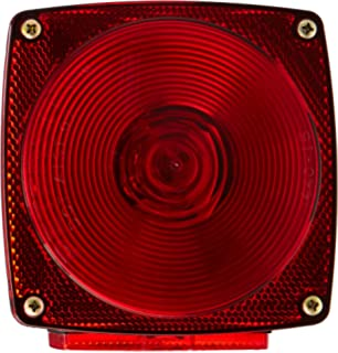 amazon com peterson manufacturing 440 combination tail light peterson manufacturing v440l combination stop and tail light left driver side