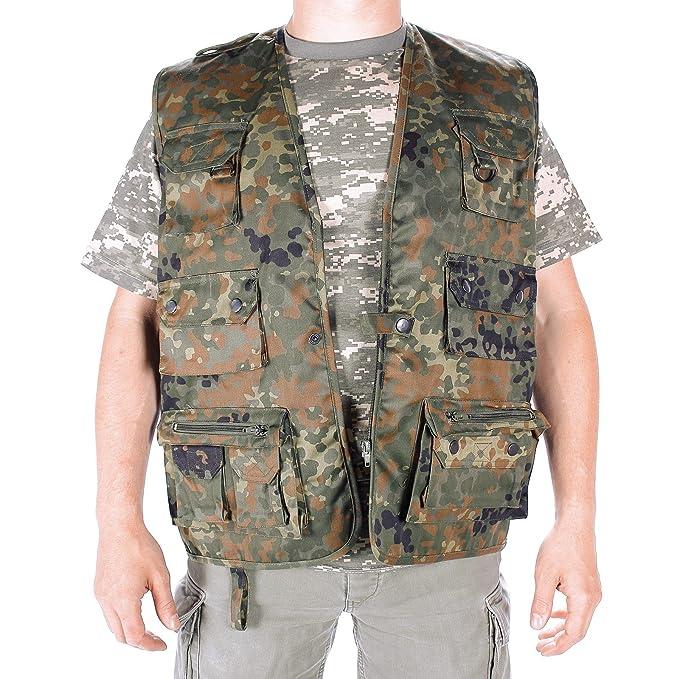 Amazon.com: Miltec 1103400230 – diseño de camuflaje caza y ...
