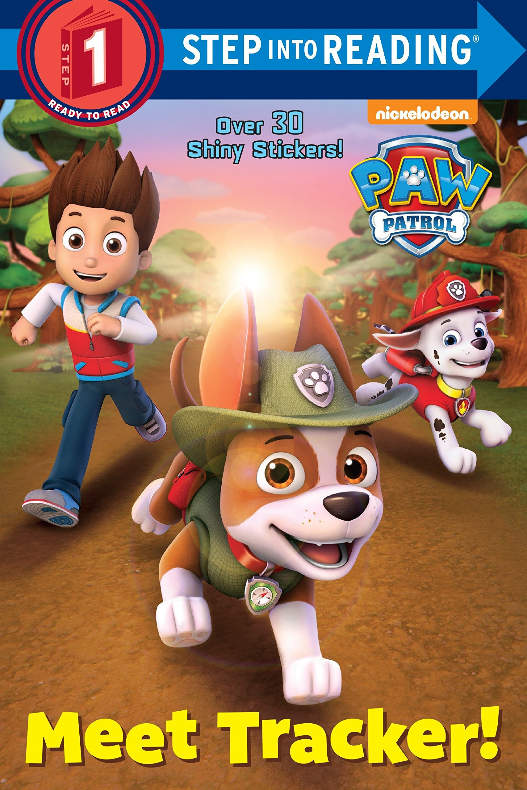 Amazon.com: PAW Patrol Deluxe Step into Reading (PAW Patrol) (9780553522884): Smith, Geof, Fruchter, Jason: Books