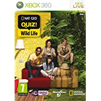 [Import Anglais]Nat Geo Quiz Wild Life Game XBOX 360