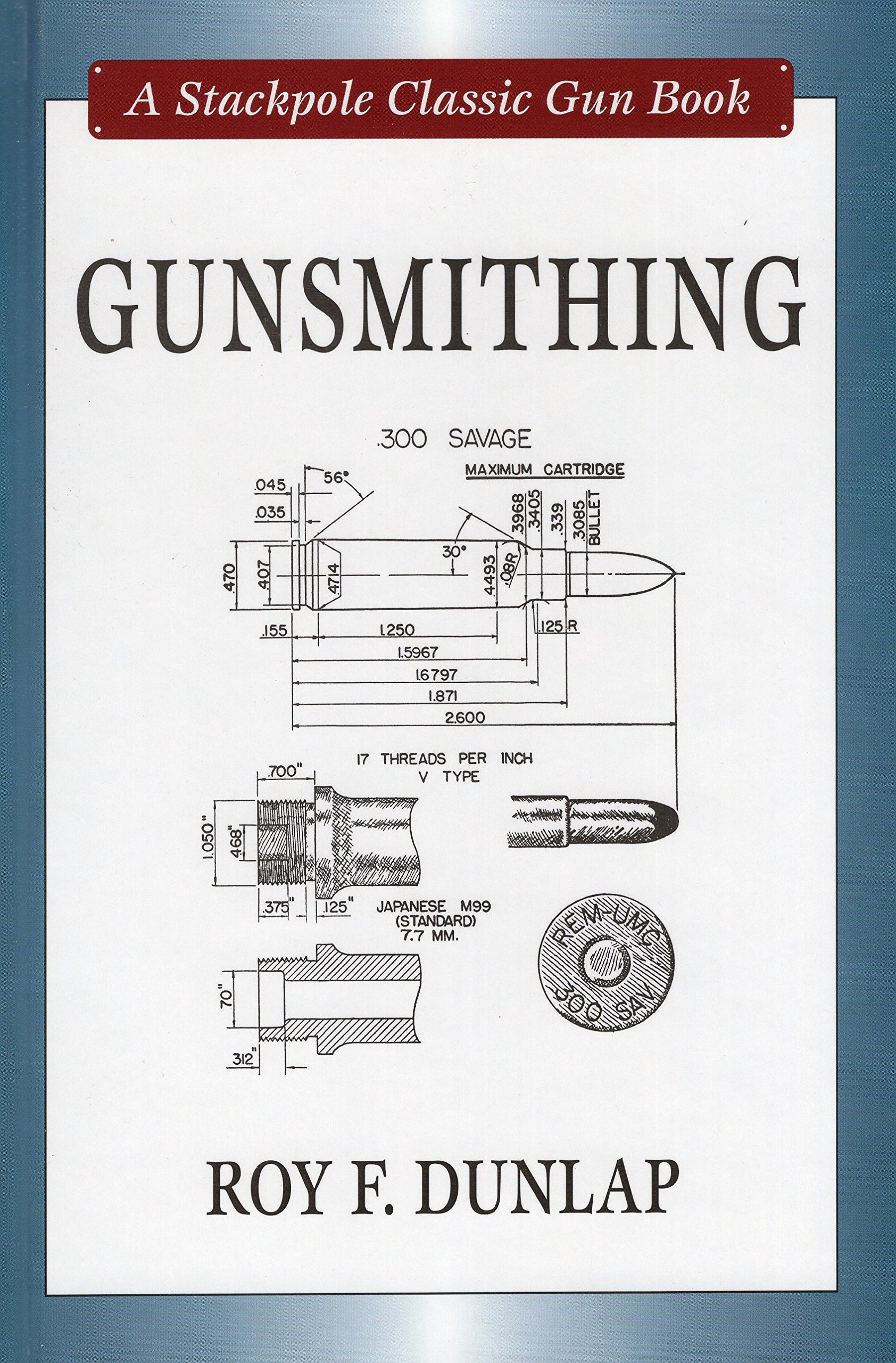 gunsmithing-stackpole-classic-gun-books