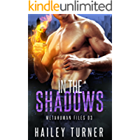 In the Shadows (Metahuman Files Book 3) book cover