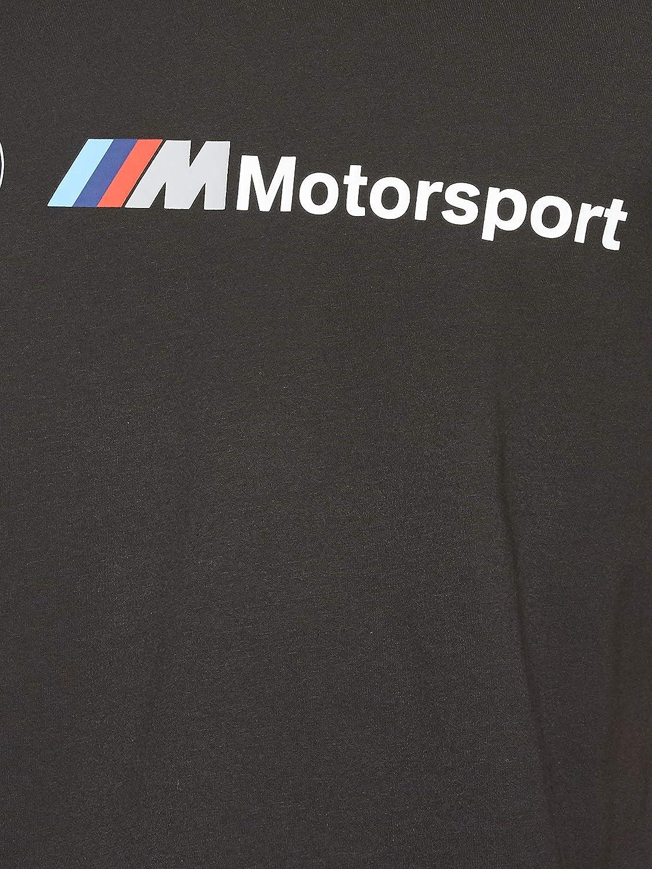 PUMA BMW MMS Logo tee T-Shirt Top Gray