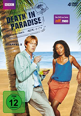 death in paradise dvds