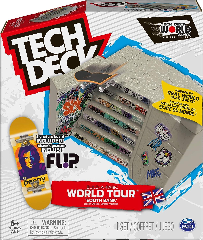 TECH DECK TED ACS BldaPkRp StrtSpots 1 M06 GBL