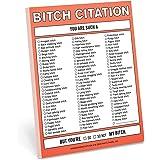 Knock Knock Bitch Citation Nifty Notes