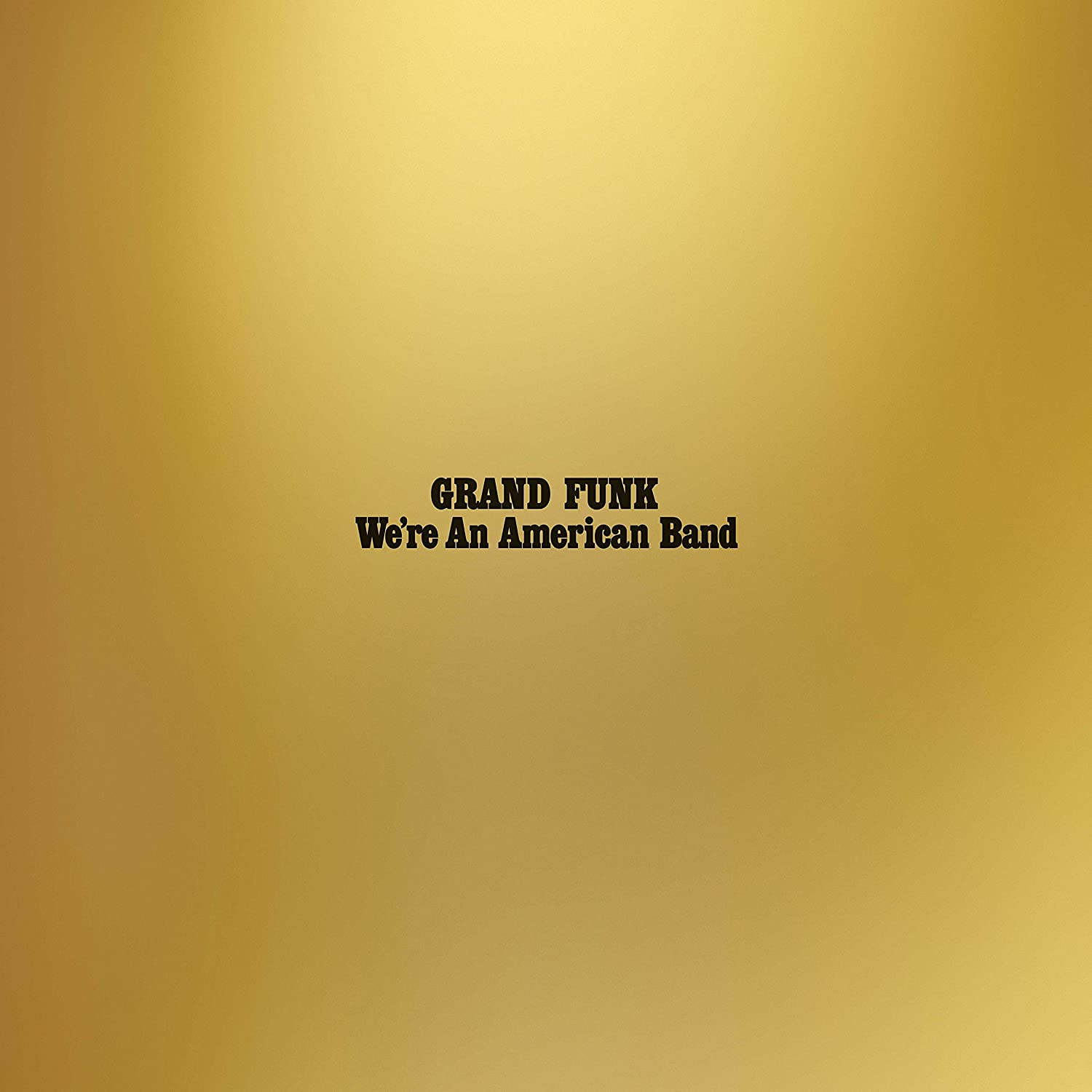 We're An American Band [LP][Reissue]