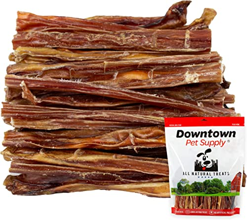 Downtown Pet Supply 6 and 12 inch Junior Thin Bully Stick