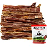 Downtown Pet Supply 6 and 12 inch Junior Thin Bully Sticks for Dogs (Bulk Bags by Weight) - All Natural Dog Dental Chew…