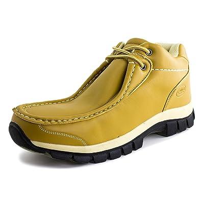 Air Balance Water Resistant Oxford Chukka Casual Dress Boots (Big Kid)